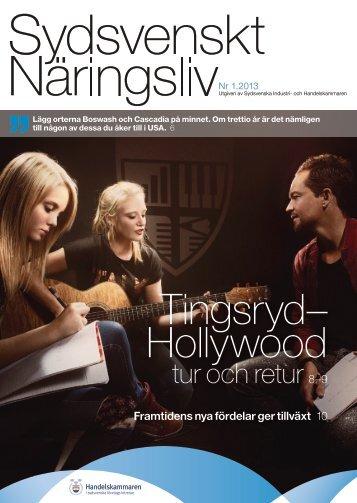 SSNL 1.13 130124 final - Sydsvenska Industri och Handelskammaren