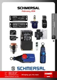 Catalogue PDF - Hamer Limited