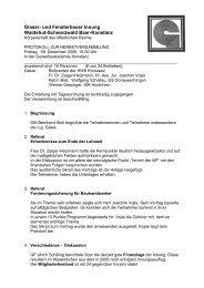 Glaser- und Fensterbauer Innung - handwerk-wt.de