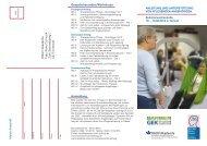 Programms - Hannelore Kohl Stiftung