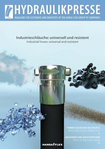 Hydraulikpresse - Hansa Flex