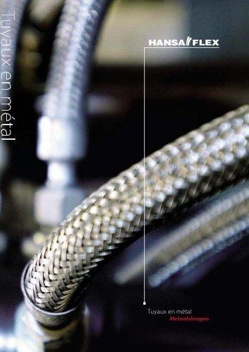 Tuyaux en métal - Hansa Flex