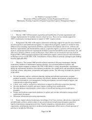Management Review Support - GSA