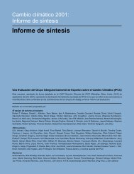 Informe de síntesis - IPCC