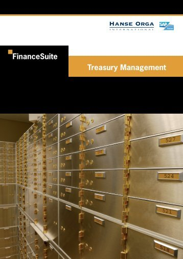 Treasury Management - Hanse Orga AG