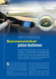präzise bestimmen - HANSER automotive