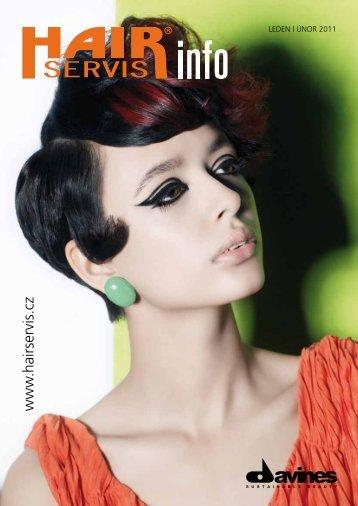 LEdEn   ÚnOR 2011 - Hair servis