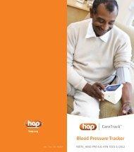 Blood Pressure Tracker - Hap.org
