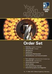 Order Set - GrindTec
