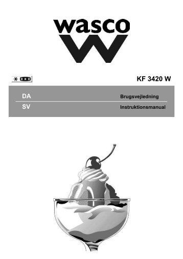 Køle/fryseskab KF3420W - Harald Nyborg