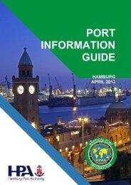 PORT INFORMATION GUIDE - Harbourmaster.nl