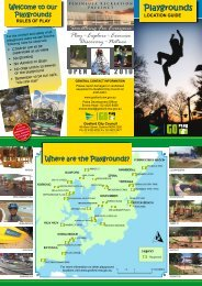 printer friendly playground brochure (PDF File, 2.4mb) - Gosford City ...