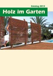 Holz im Garten - Walter Dobberphul KG