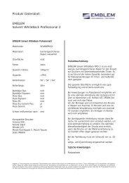Affichen WhiteBack - guttenberger digitaldruck