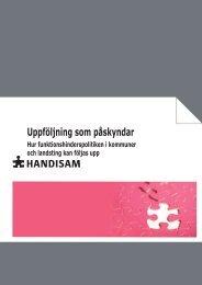 Uppföljning som påskyndar i pdf-format - Handisam