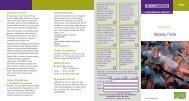 Railway Fields Leaflet - Haringey Council