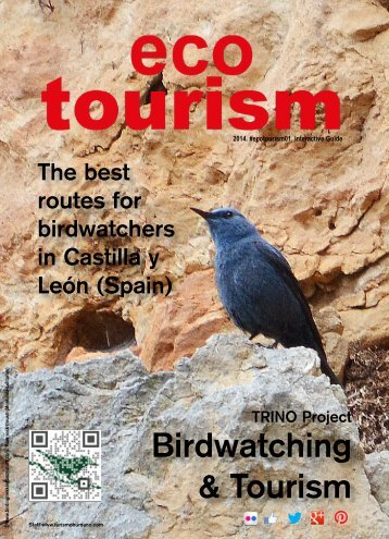 #ecotourism01. Birdwatching & Tourism