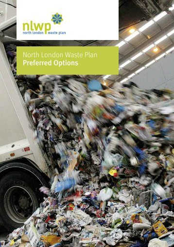 Draft North London Waste Plan PDF (1.68MB)