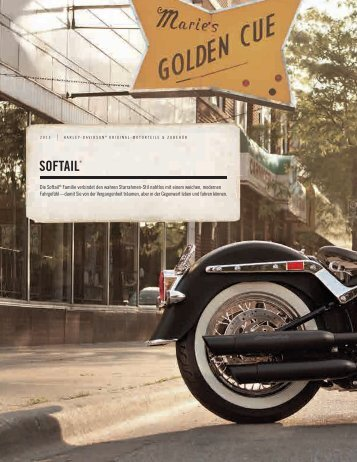 SOFTAIL® - Harley-Davidson Erfurt