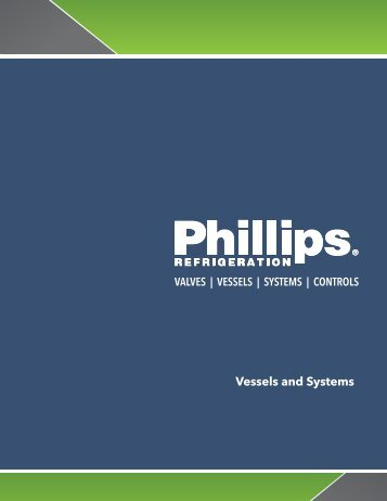 Vessels and Systems - HA Phillips & Co.