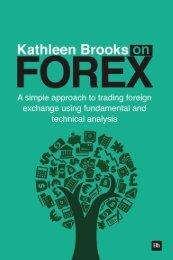 Read a PDF Sample of Kathleen Brooks on Forex - Harriman House