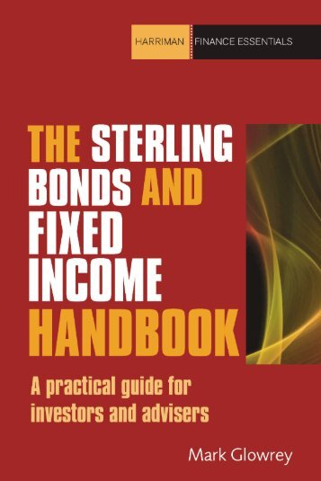 Read a PDF Sample of The Sterling Bonds and ... - Harriman House