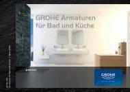 GROHE Armaturen für Bad und Küche