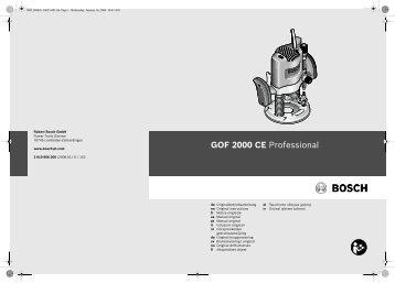 GOF 2000 CE Professional - Grossdepot