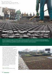 Uit: Dak@Gevel Groen Uitgave 6-2011 - Hogeschool van Arnhem ...