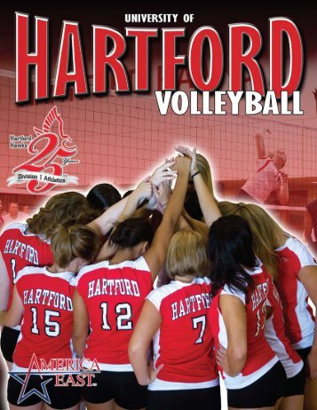 Volleyball - Hartford Hawks