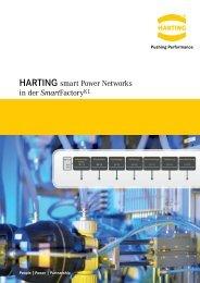 smart Power Networks als das Smart Grid - Harting