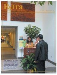Rxtra, November 26, 2007 - Hartford Hospital!