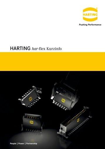 HARTING har-flex Kurzinfo
