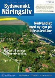 SSNL 2.10 final - Sydsvenska Industri och Handelskammaren