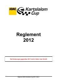 Reglement 2012 - MSC Laichingen e.V. im ADAC