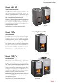 Harvian puulämmitteiset tuotteet - Page 5