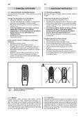 Montāžas un ekspluatācijas instrukcija pirts krāsnīm ... - Harvia - Page 3