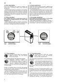 Montāžas un ekspluatācijas instrukcija pirts krāsnīm ... - Harvia - Page 4