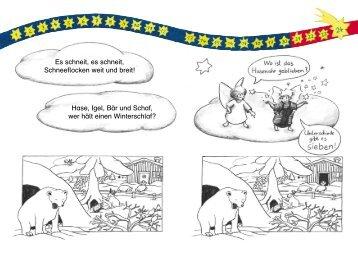 leseprobe - Hase und Igel Verlag