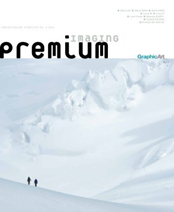 premium imaging 2-2012 - GraphicArt AG