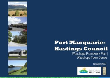 Wauchope Urban Framework Plan - Hastings Council
