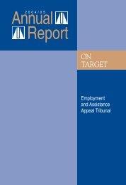 2004/05 Annual Report