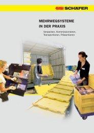 MEHRwEGSySTEME In DER PRaxIS - SSI Schäfer
