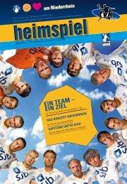 Das Infomagazin der TVK Handball GmbH & Co
