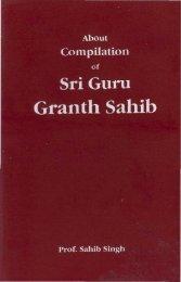 About.The.Compilatio.. - Gurmat Veechar