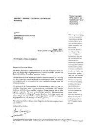 siehe ein Original-Anschreiben der EXPO-GUIDE S.C. ... - GrindTec