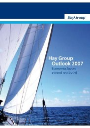 Hay Group Outlook 2007