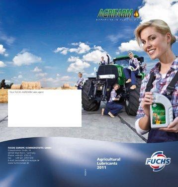 AGRIFARM DL brochure - Fuchs