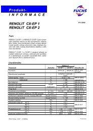 Renolit CX-EP 1, 2