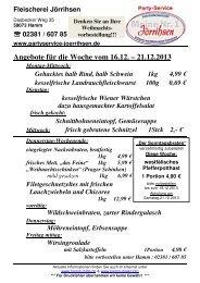 Diese Woche ... (PDF) - Hamm-Mitte.de